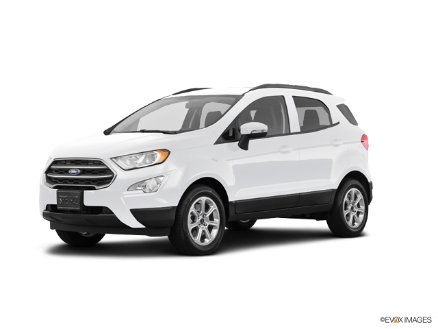 New 2018 Ford EcoSport in Temecula, CA