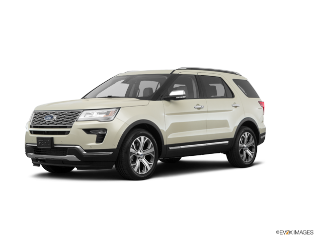 New 2018 Ford Explorer in Barberton, OH