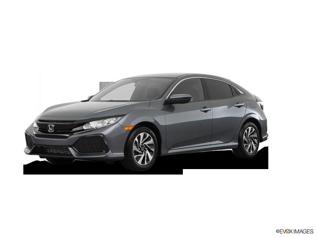 New 2018 Honda Civic Hatchback in North Charleston, SC