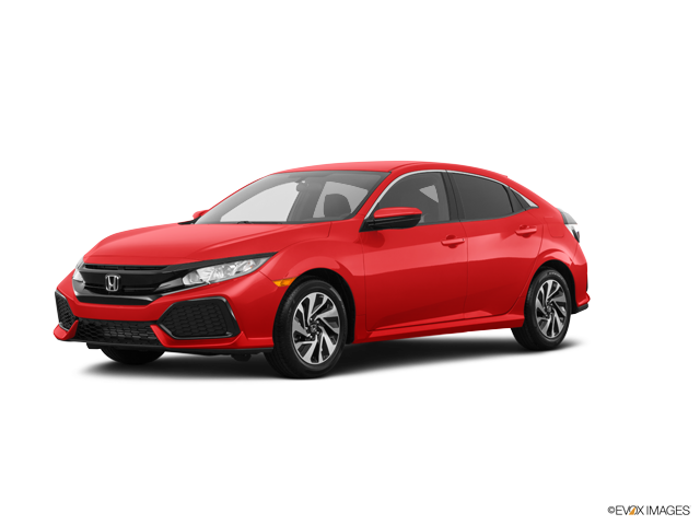 New 2018 Honda Civic Hatchback in Akron, OH