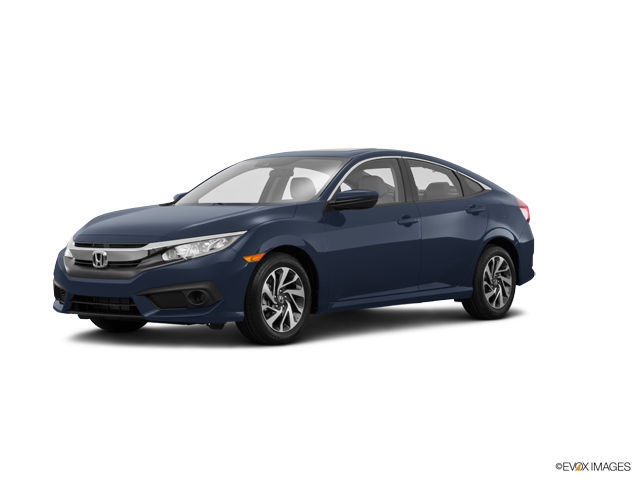 New 2018 Honda Civic Sedan in Saratoga Springs, NY