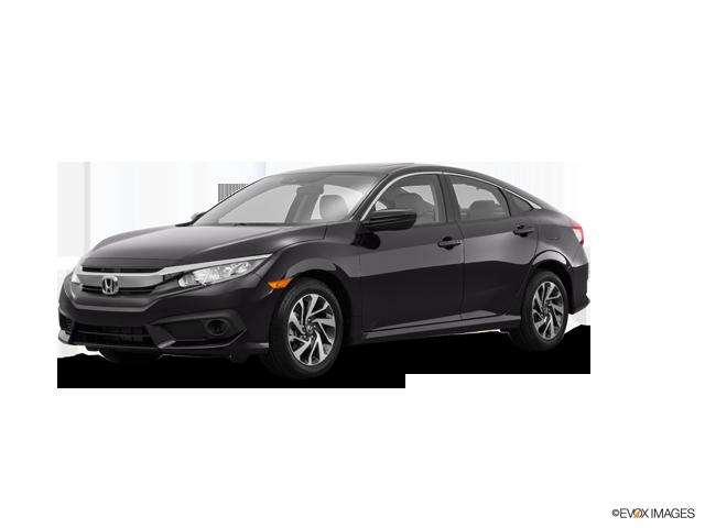 New 2018 Honda Civic Sedan in Muncy, PA