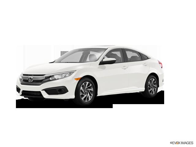 New 2018 Honda Civic Sedan in Cleveland, OH