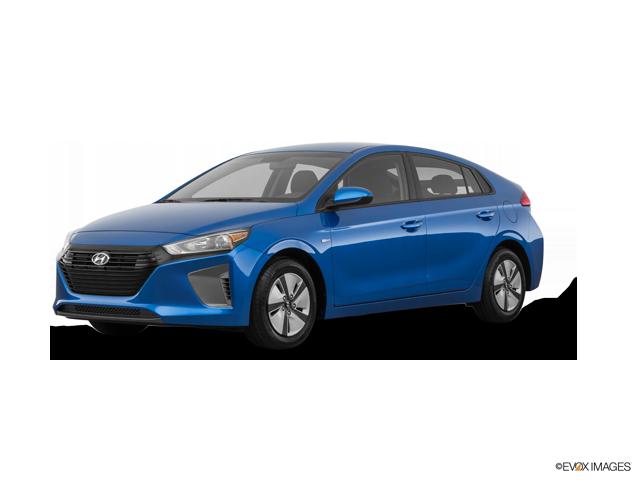 New 2018 Hyundai Ioniq Hybrid in Olathe, KS