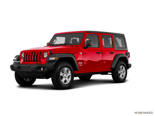New 2018 Jeep Wrangler Unlimited in Harrisburg, PA