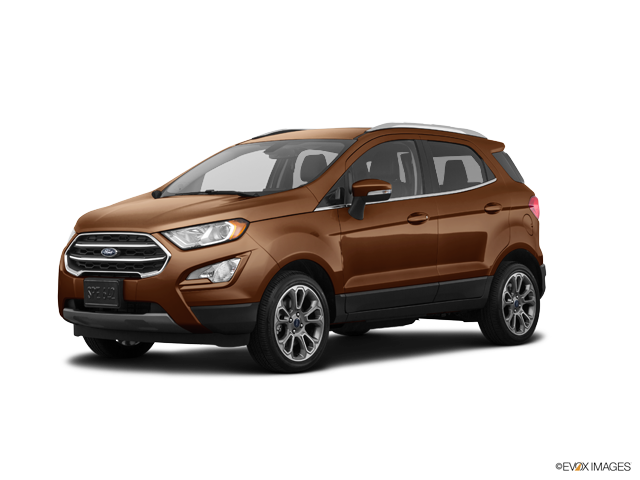 New 2018 Ford EcoSport in Cleveland, OH