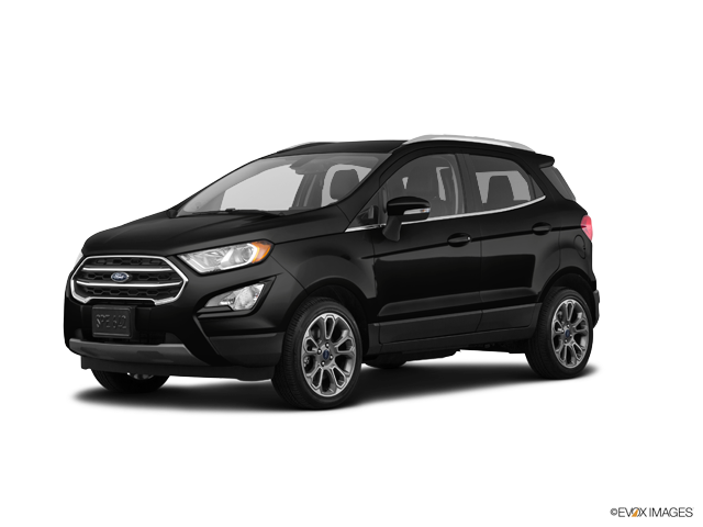 New 2018 Ford EcoSport in Thousand Oaks, CA