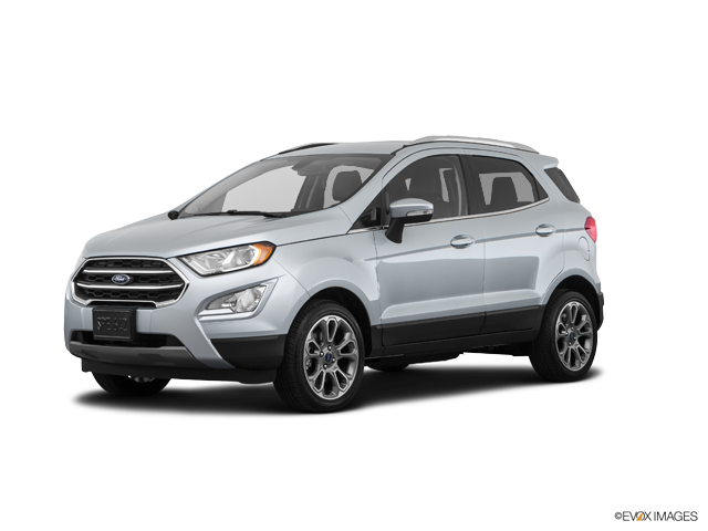 New 2018 Ford EcoSport in Barberton, OH