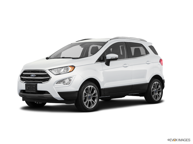 New 2018 Ford EcoSport in Hemet, CA