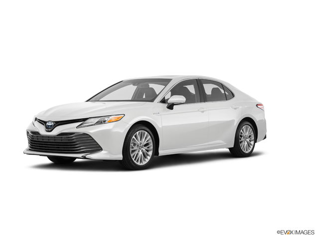 New 2018 Toyota Camry in Weatherford, TX