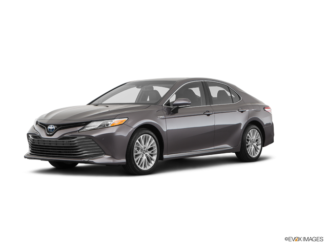 New 2018 Toyota Camry in Slidell, LA