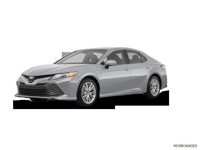 2018 Toyota Camry Hybrid Hybrid SE