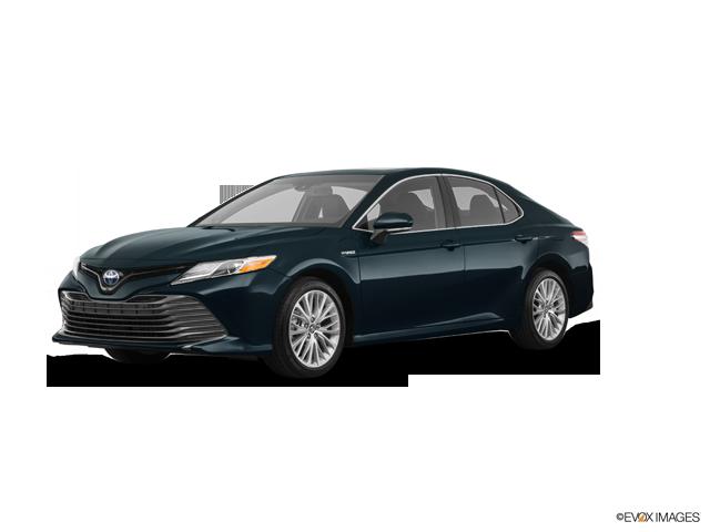 2018 Toyota Camry Hybrid Hybrid XLE