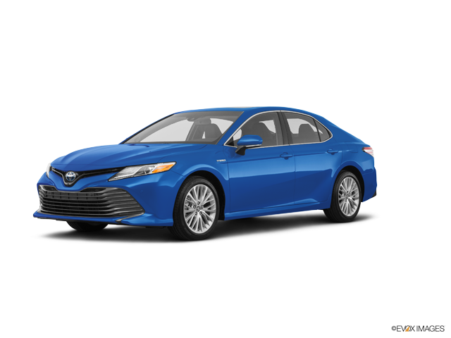New 2018 Toyota Camry in Nicholasville, KY
