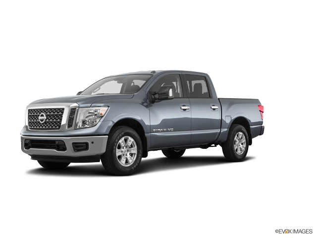 New 2018 Nissan Titan in Oxford, AL