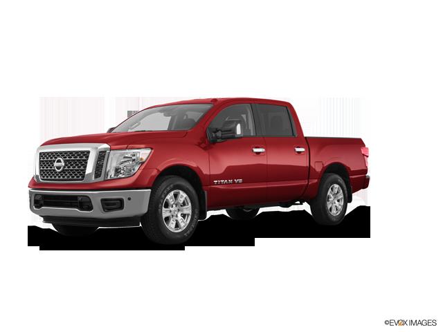 New 2018 Nissan Titan in SPOKANE, WA