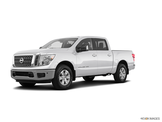 New 2018 Nissan Titan in Oxnard, CA