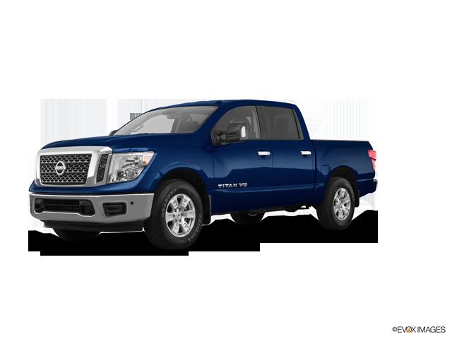 New 2018 Nissan Titan in Buford, GA