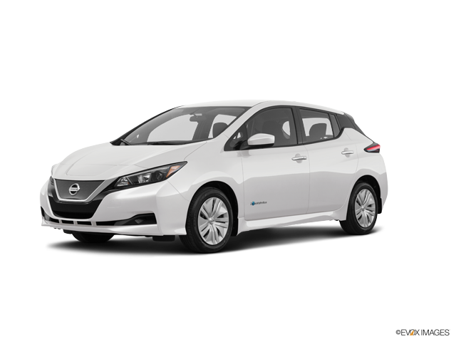 New 2018 Nissan LEAF in Fairfield, CA