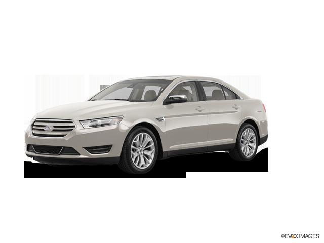 New 2018 Ford Taurus in Muskogee, OK