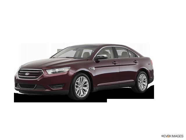New 2018 Ford Taurus in Baxley, GA