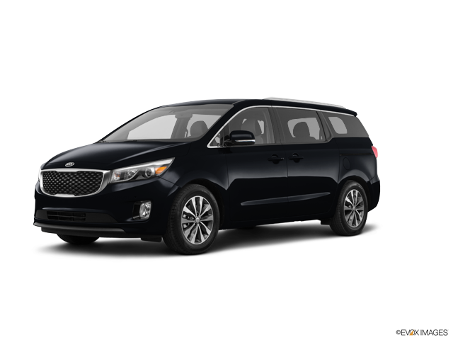 New 2018 KIA Sedona in Des Moines, IA