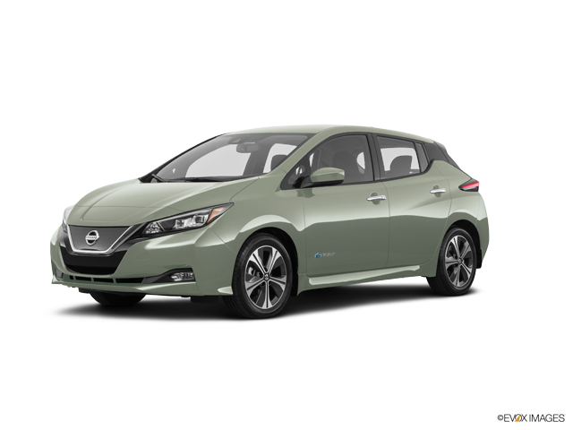 New 2018 Nissan LEAF in Columbia, MO
