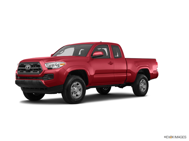 New 2018 Toyota Tacoma in Ventura, CA