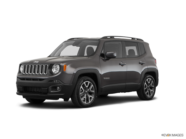 2018 Jeep Renegade Altitude FWD