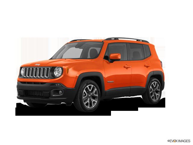 New 2018 Jeep Renegade in Hamburg, PA