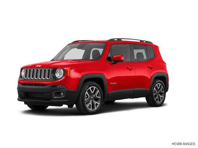 New 2018 Jeep Renegade in Buena Park, CA