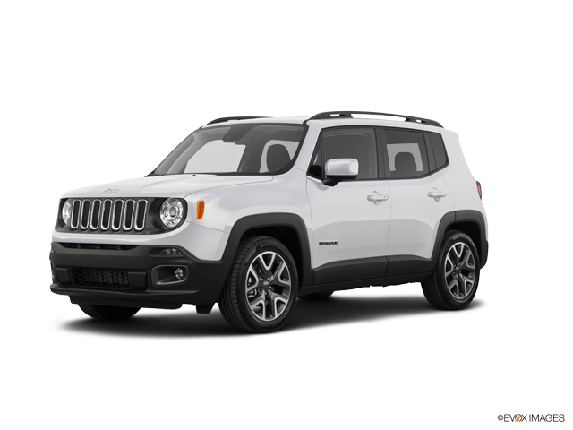 New 2018 Jeep Renegade in Statesboro, GA
