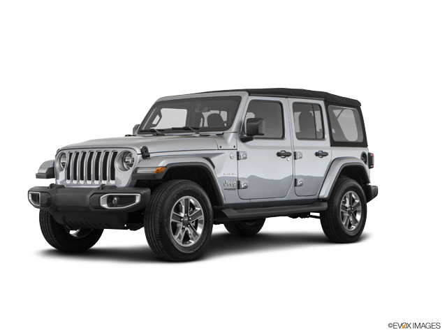 New 2018 Jeep Wrangler Unlimited in Lakeland, FL