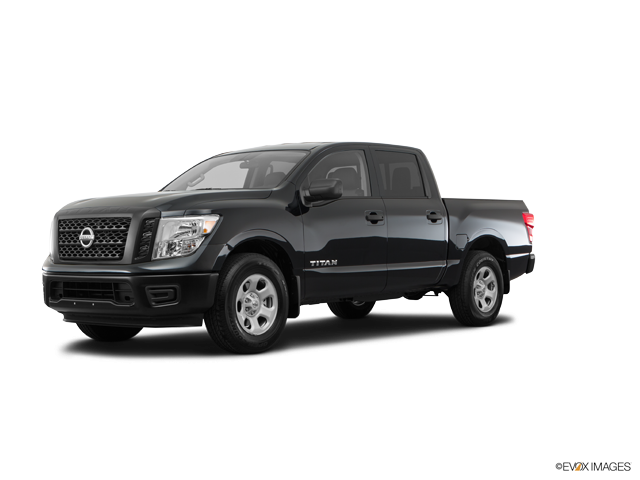New 2018 Nissan Titan in Holland, MI