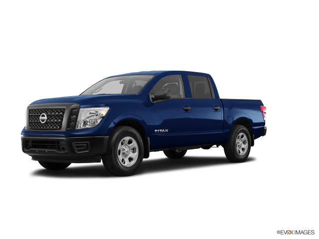 New 2018 Nissan Titan in North Salt Lake, UT