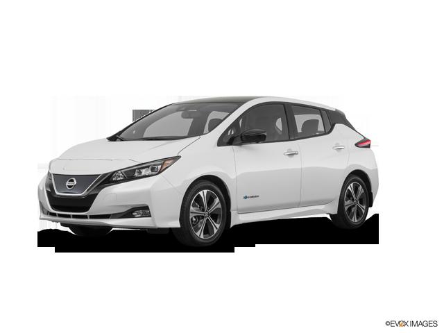 New 2018 Nissan LEAF in Wesley Chapel, FL