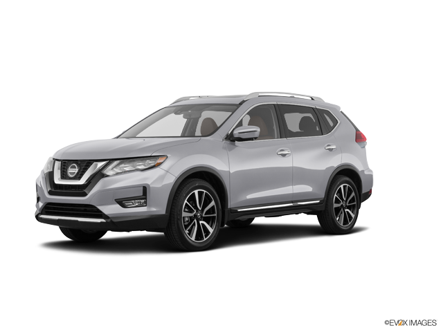 New 2018 Nissan Rogue in North Salt Lake, UT