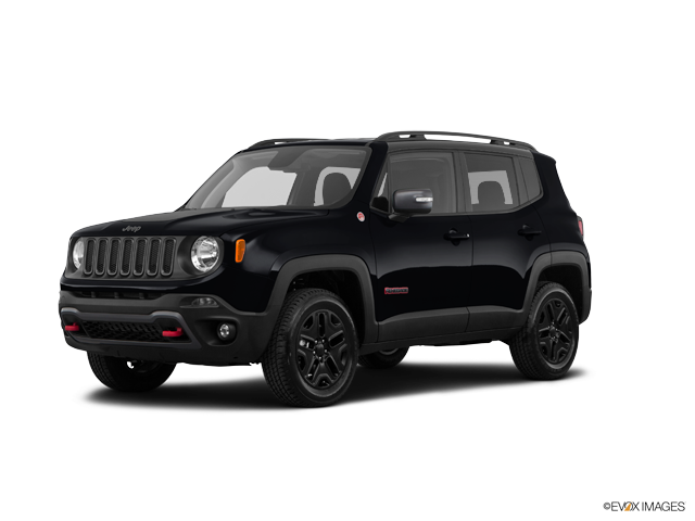 New 2018 Jeep Renegade in Torrance, CA