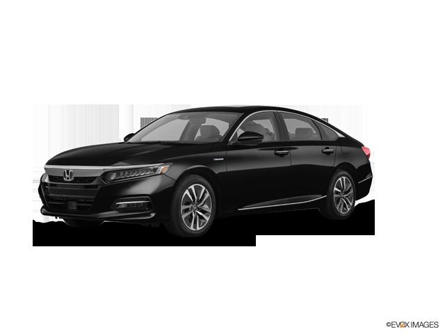 New 2018 Honda Accord Hybrid in Fishers, IN