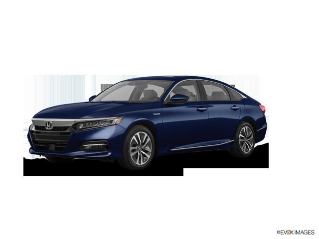 New 2018 Honda Accord Hybrid in Ocala, FL