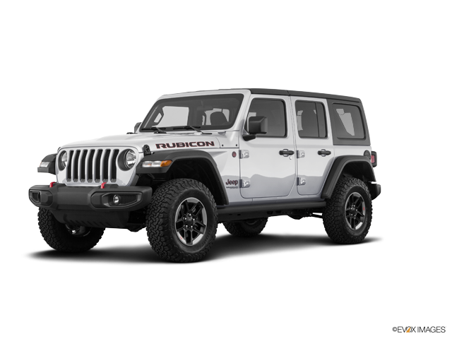 New 2018 Jeep Wrangler Unlimited in Honolulu, Pearl City, Waipahu, HI