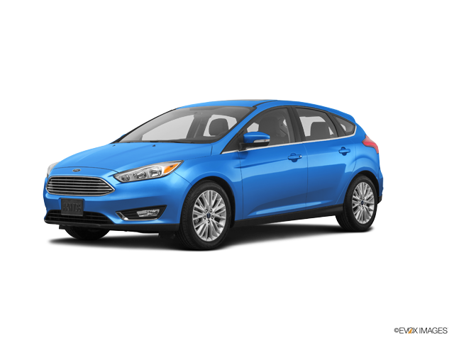 New 2018 Ford Focus in Muskogee, OK
