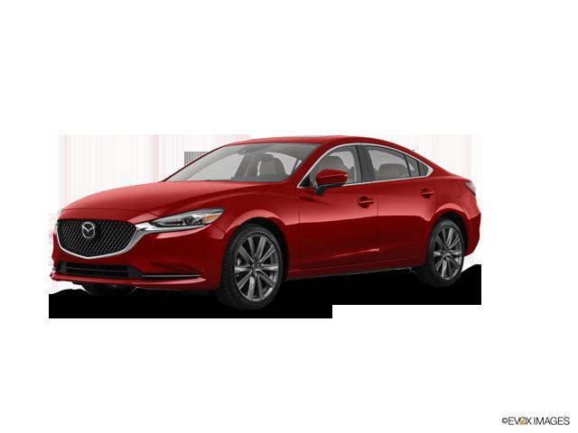 New 2018 Mazda Mazda6 in Honolulu, HI