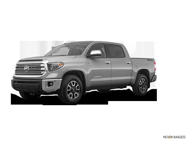 New 2018 Toyota Tundra in Johnson City, TN