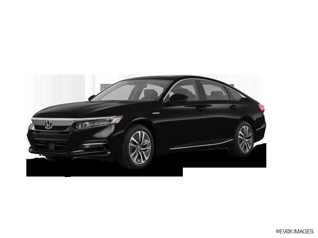 2018 Honda Accord Hybrid EX-L