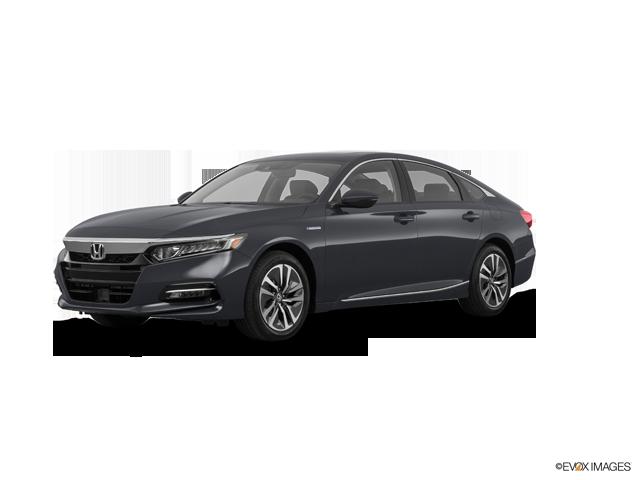 2018 Honda Accord Hybrid EX