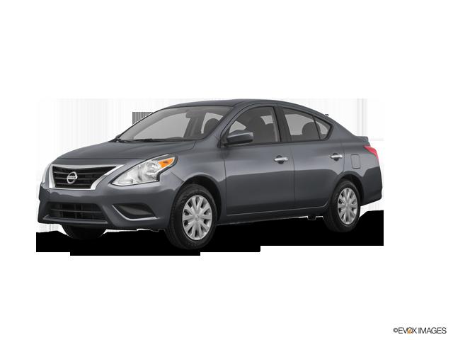 New 2018 Nissan Versa in North Salt Lake, UT