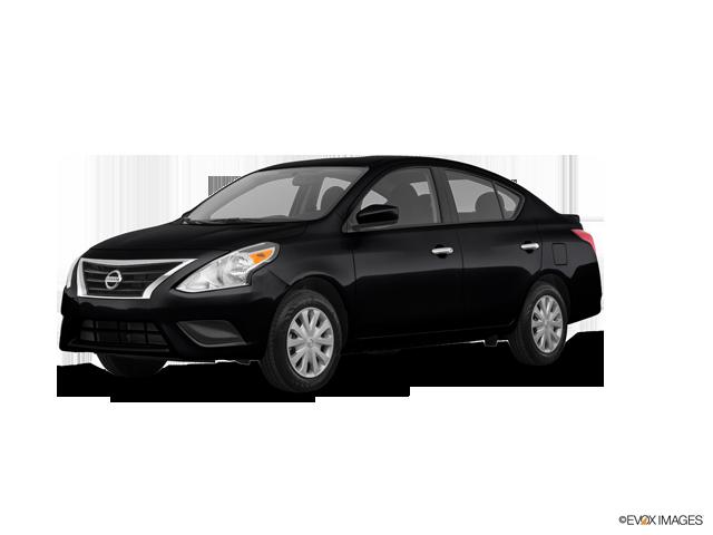 New 2018 Nissan Versa in Greensburg, PA