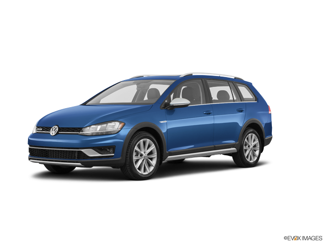 New 2018 Volkswagen Golf Alltrack in North Olmsted, OH