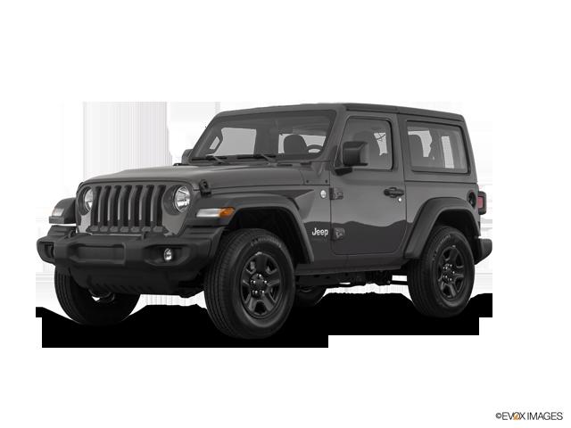 New 2018 Jeep Wrangler in Baxley, GA